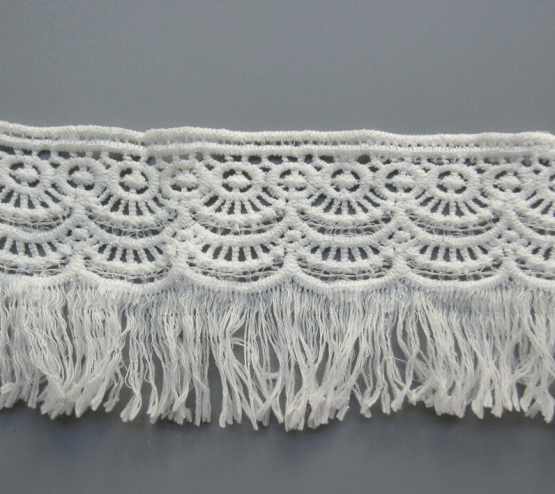Lace for heirloom blanket