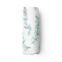 Leaves – Muslin Blanket