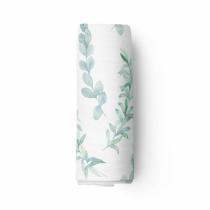 Leaves – Muslin Blanket